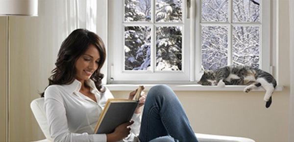 Окна с подогревом: самое теплое решение