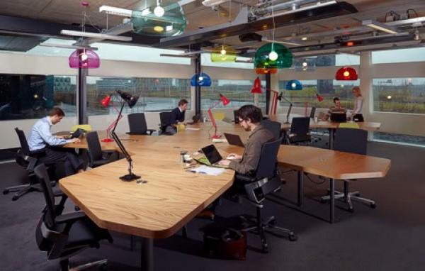 Основные направления организации офисного пространства