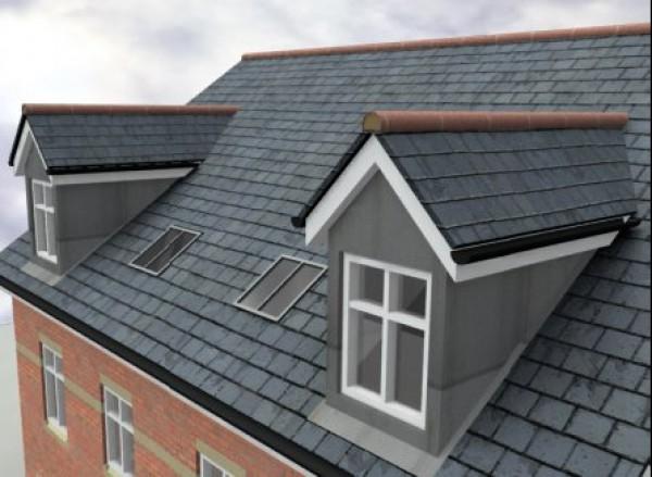 Особенности двускатной мансардной крыши и ее возведение своими руками