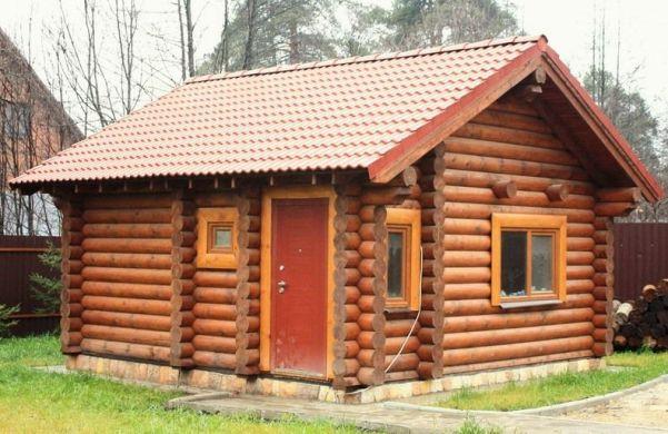 Особенности самостоятельной постройки бани | Наш стильный Дом