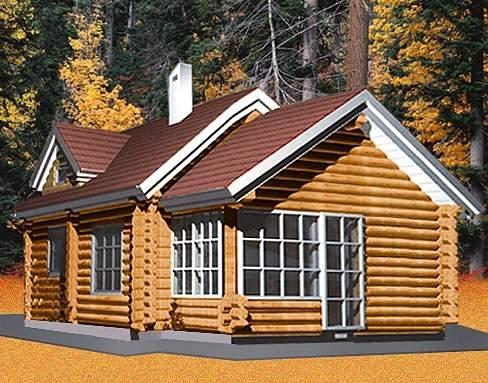 Особенности строительства деревянных домов из бревна