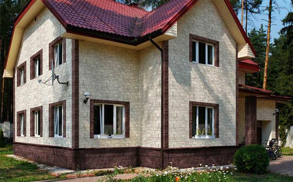 Отделка дома сайдингом | Наш стильный Дом