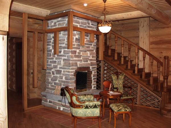 Печи, камины системы отопления в доме