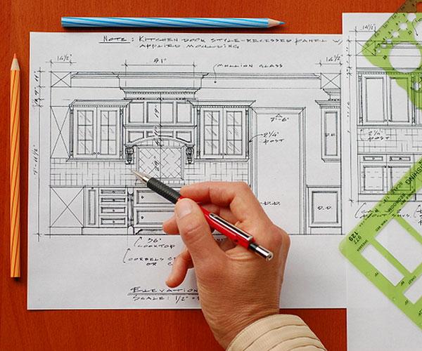 Поэтапное проектирование дизайна интерьера