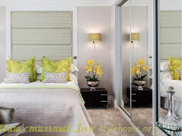 Приемы, увеличивающие пространство маленькой спальни, 12 примеров и 10 приемов