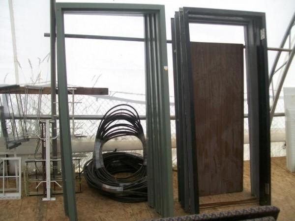 этапы производства входной двери