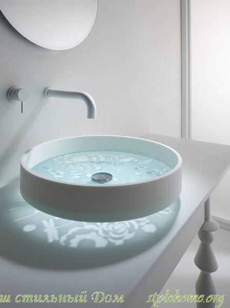 Раковины для ванной обзор с фото