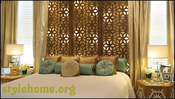 Спальни в арабском стиле