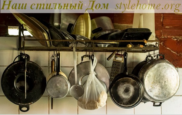 Выбираем посуду для приготовления блюд