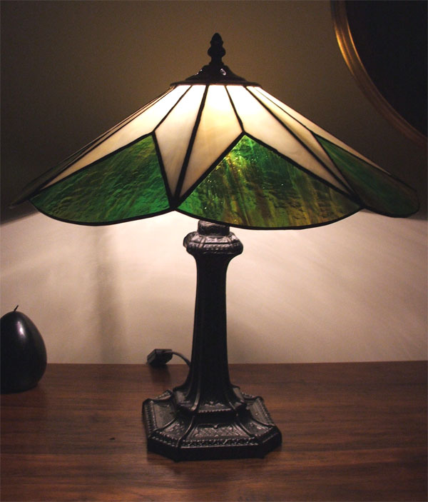 Зеленая лампа в XXI веке