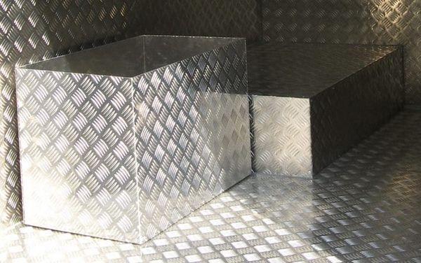 Алюминиевый лист гофрированный: виды, классификация и преимущества материала