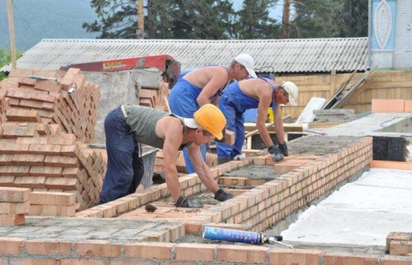 Безопасность при строительстве дома