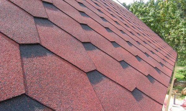 Битумная черепица – надежная крыша вашего дома