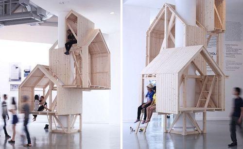 Дом-мечта для детей и взрослых