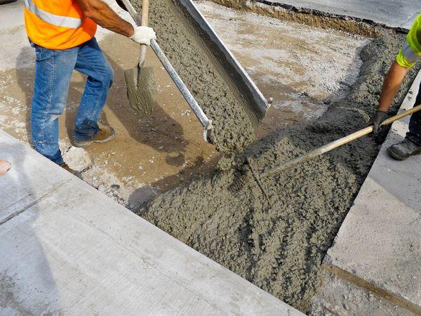 Где купить качественный строительный бетон в Минске?