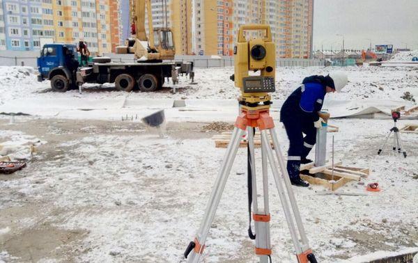 Инженерная геодезия в Смоленске
