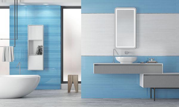 Керамическая плитка для ванной комнаты – правила выбора