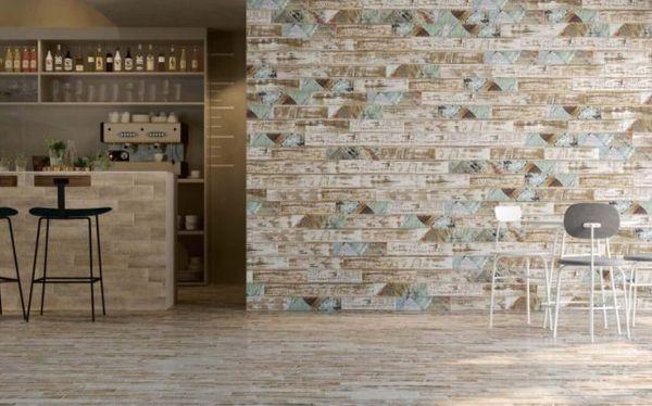 Керамическая плитка Рустик Вуд Керама Марацци – качество и доступность облицовочного материала