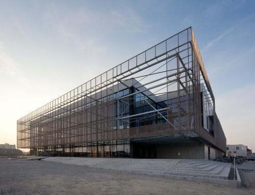 Культурный центр в Ипре