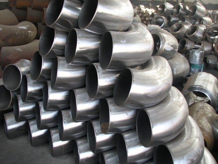 Особенности применения отводов из нержавеющей стали