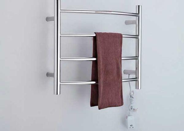 Преимущества и недостатки электрических полотенцесушителей