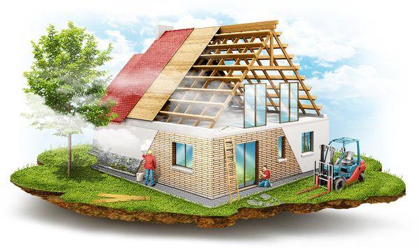 Строительство домов и коттеджей под ключ в Москве и области