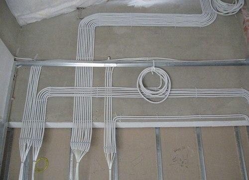 Выбор сечения кабеля для электропроводки