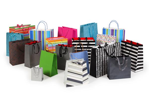 Виды бумажных пакетов, преимущества применения