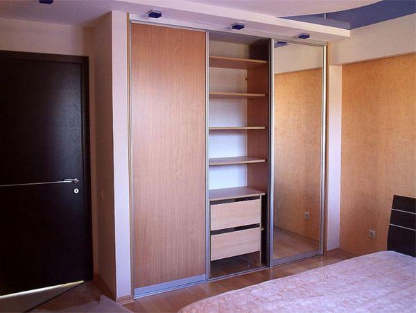 Встроенные шкафы-купе – идеальная мебель для любой комнаты
