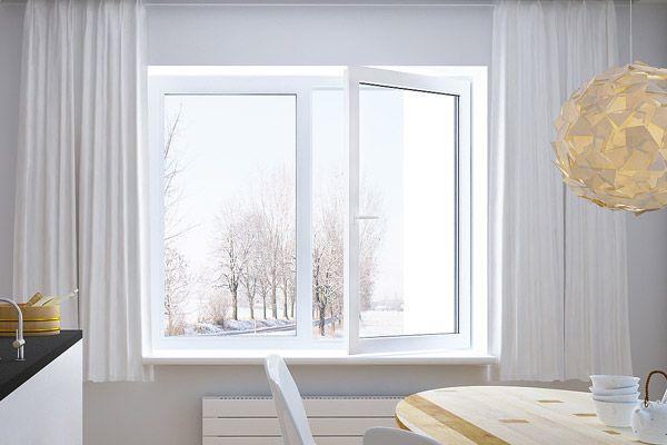 Залог комфортной квартиры – хорошее пластиковое окно