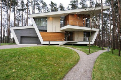 Жилой дом House in Gorky-6