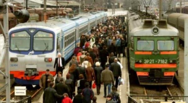 Что произошло на Ярославском направлении в движении электричек