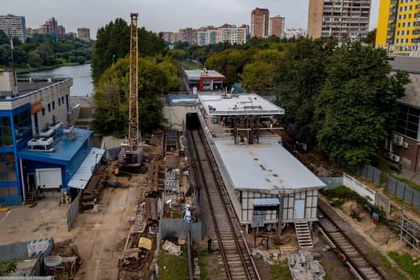 Почему с 22 по 23 июня закрывают участок Филевской линии