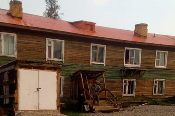На Камчатке «расплавился» многоквартирный дом