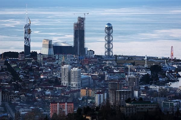 Россияне бросились скупать недвижимость в Грузии