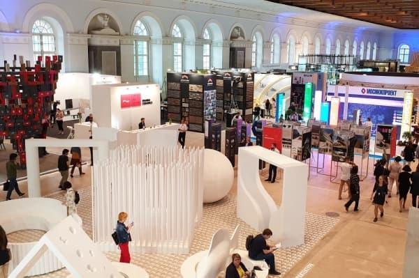 Международную выставку «АРХ Москва» торжественно открыл заместитель мэра столицы