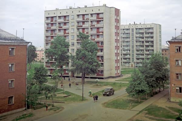 Названы города России ссамыми тесными квартирами