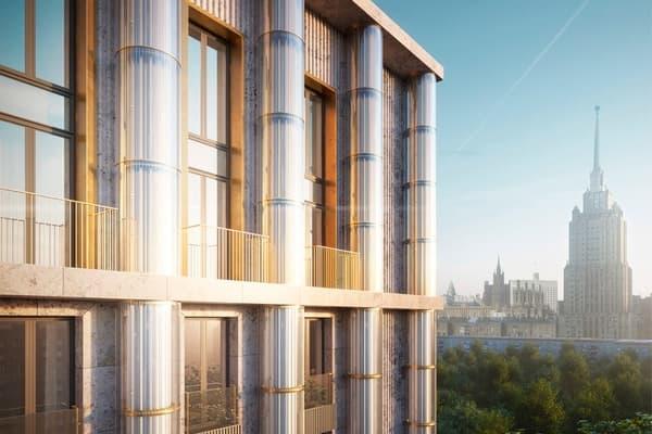 Раскрыта сумма самой дорогой сделки снедвижимостью вМоскве
