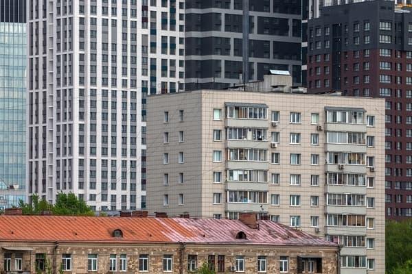 Определена стоимость всего жилья Москвы