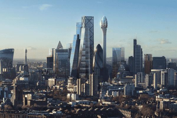 Лондон лишился уникальной башни