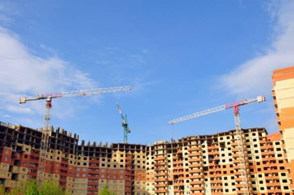 Примерно четверть предложения на рынке первичной недвижимости приходится на апартаменты