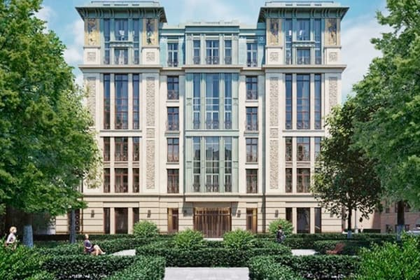Московское жилье стало менее доступным для долларовых миллионеров