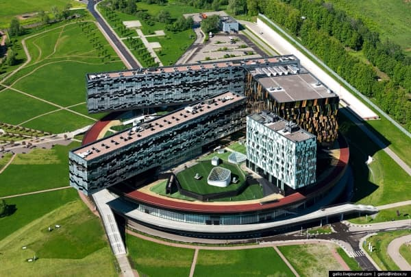 Мэр столицы открыл платформу ИЦ «Сколково»