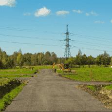 Москва за год построит дороги к 300 СНТ