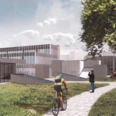 Новые офисы построят на Ходынке