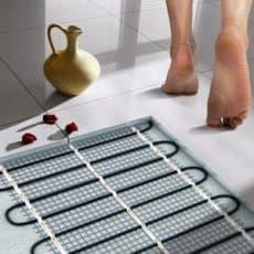 Электрический теплый пол в съемной квартире: аргументы «за» и «против»
