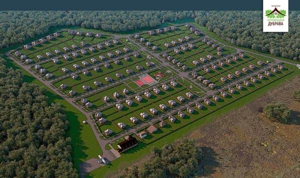 Стало известно, где в Воронеже построят эко-деревню