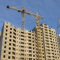 Свыше 41 млн кв.м жилья достроят по старым правилам