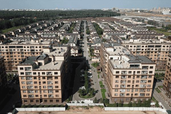 Самая дорогая квартира вМоскве оказалась втысячу раз дороже самой дешевой