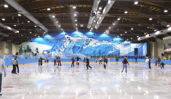 На Сахалине возведут тренировочный комплекс с катком